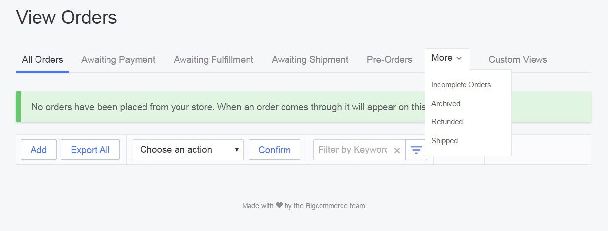 How To Setup Account In Bigcommerce Bigcommerce Templates
